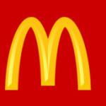マクドナルドでおやつを食べてきました。
