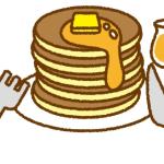 ホットケーキ作りをしました☆